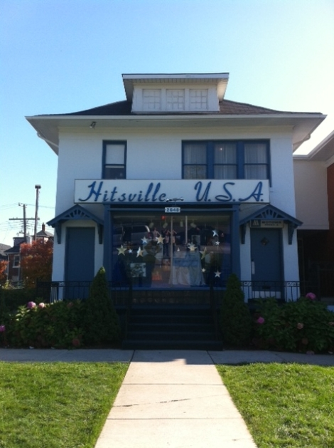 Hittsville USA Motown Museum by Kerry